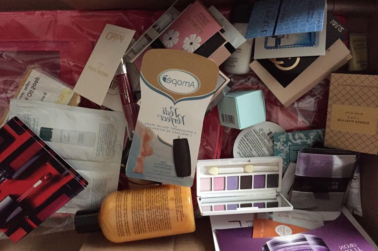 15pc LOT SIZE/TRAVEL/DELUXE BEAUTY GRAB BAG FROM