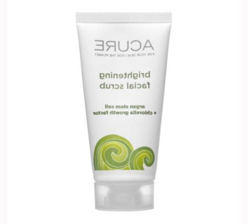 2 Acure Brightening Facial Scrub Natural Exfoliating Cleansi