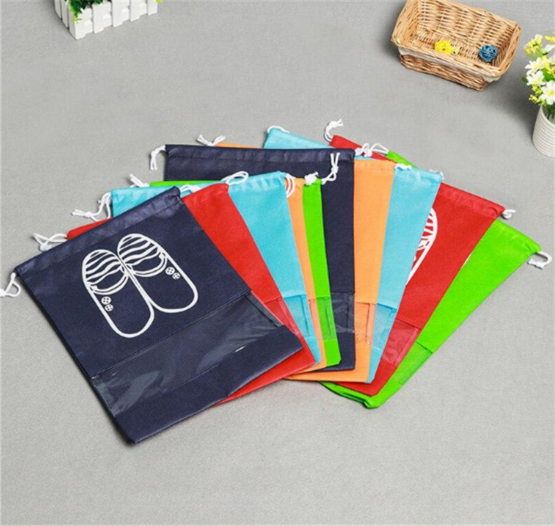 2 <font><b>Sizes</b></font> Bags Women Bag Drawstring Packing journay Organizador bag