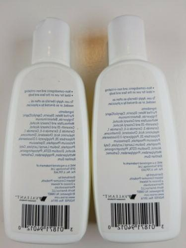 Cerave Moisturizing Normal to Dry 3 Travel