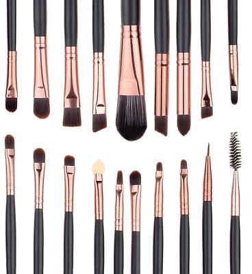 20pcs BRUSHES Kit Set Powder Foundation Eyeliner Brush