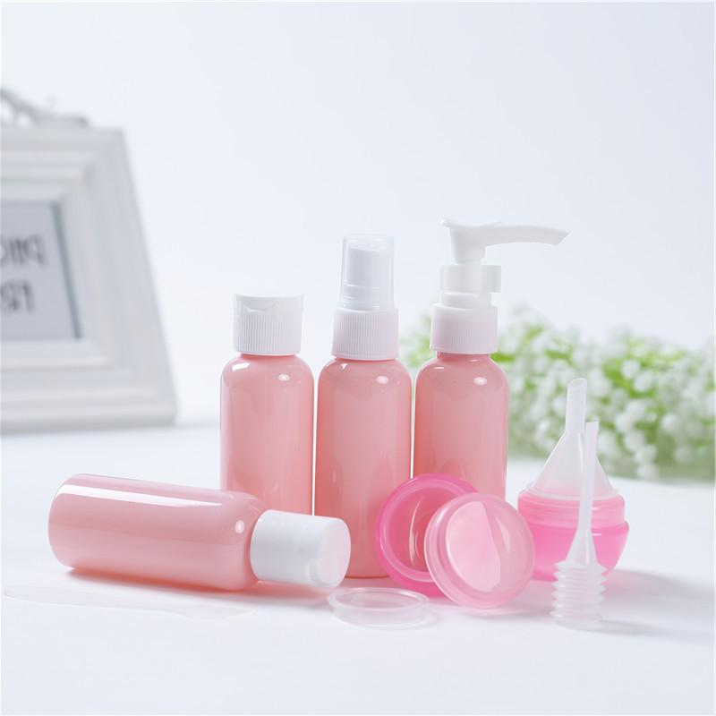 9pcs <font><b>Travel</b></font> Containers Refillable