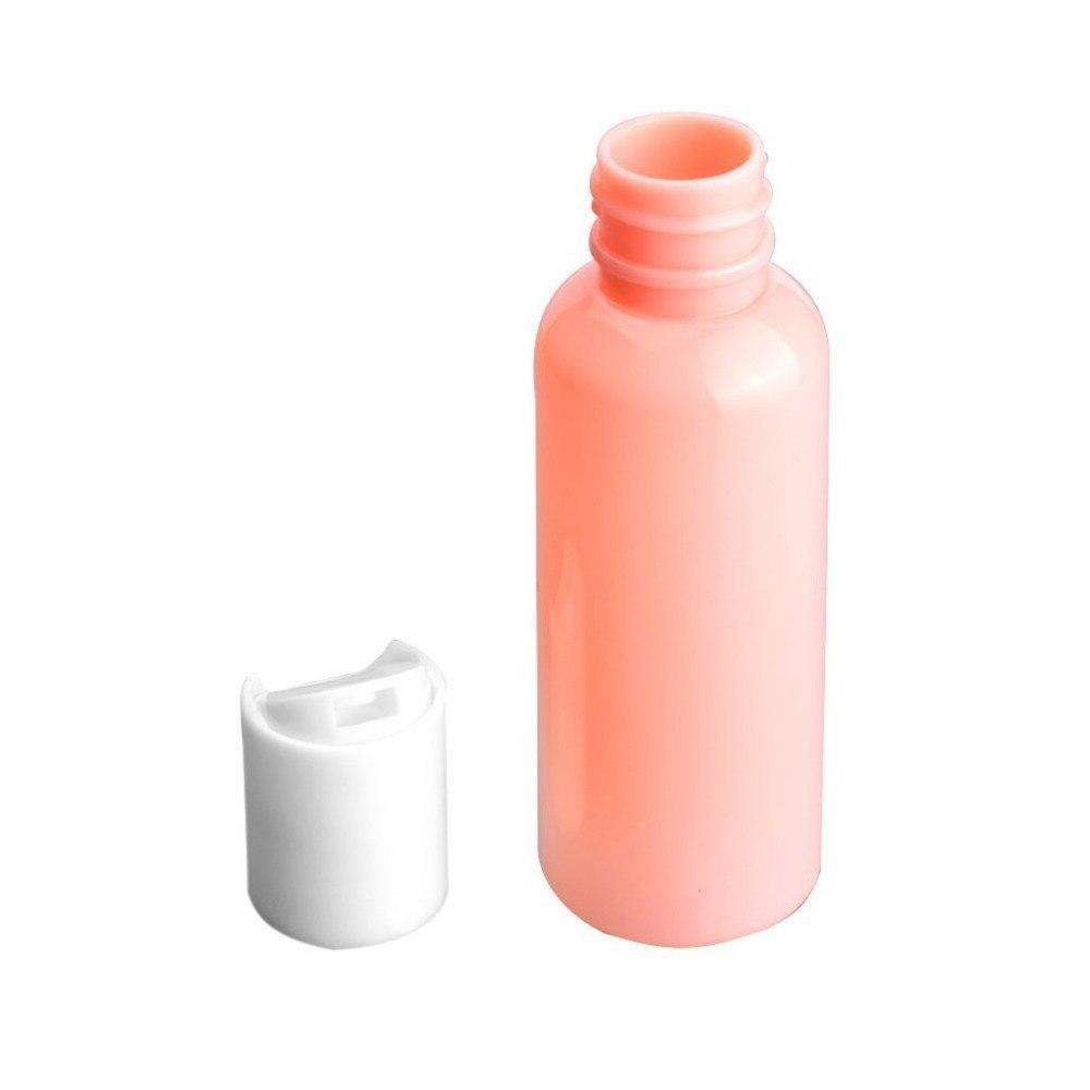9pcs Bottles <font><b>Travel</b></font> Containers Refillable Empty Toiletry Cosmetics Bottles Portable