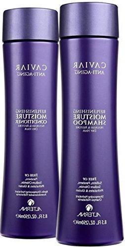 Alterna Caviar Anti-Aging Moisture Shampoo and Conditioner D