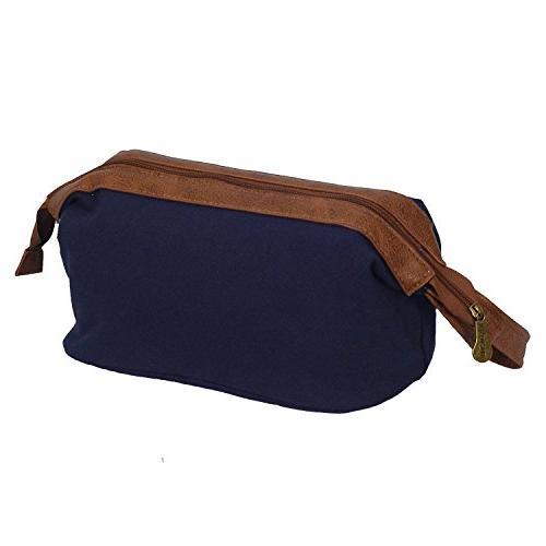 Bellemonde Large Travel Toiletry Bag, Dopp Kit, Cosmetic Bag