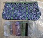 Clinique 6 piece Travel Kit Set with Jonathan Adler Bag Make