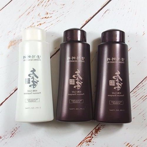 *Travel Size* Ki Gold Shampoo  + Treatment  70ml