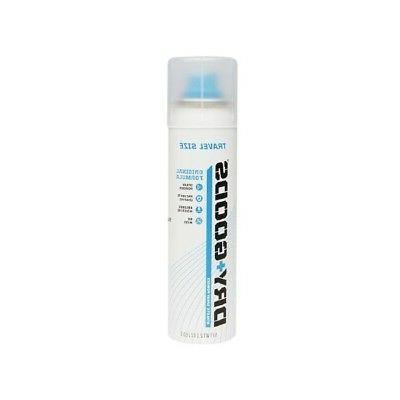 Dry Goods Athletic Spray Powder, Travel Size - Original, 2.1