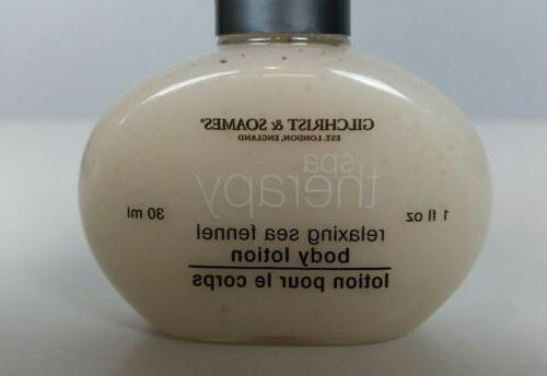 Gilchrist Soames Size Spa Lotion
