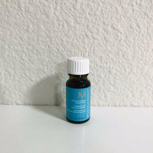 Moroccanoil Treatment Oil for All Hair Type NEW 0.34 oz LOT