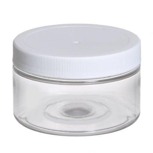 Premium Life Plastic Jars - 4 Oz.Pet Round Plastic Jar - Pac
