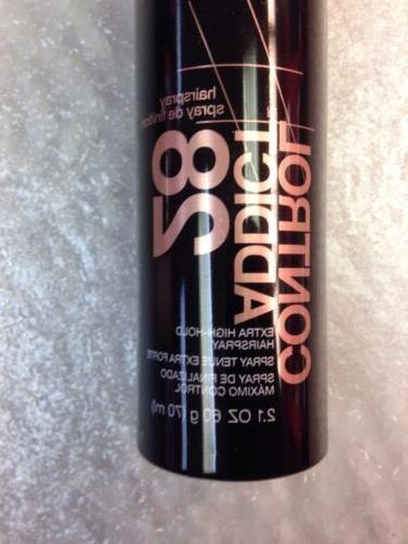 Redken Control Hairspray 2.1 oz Travel