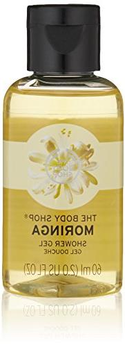 The Body Shop Shower Gel, Moringa, 2.0 Fluid Ounce