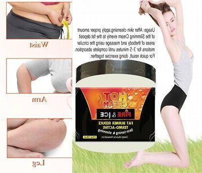 Anti Slimming Weight Loss Hot Cream Body Balm