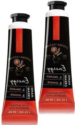 Bath and Body Works 2 Pack Aromatherapy Energy Orange Ginger