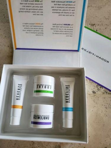 Authentic/NEW Rodan + and Fields Mask Redefine*Reverse*Unblemish*Soothe