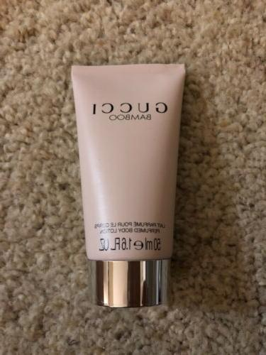 GUCCI BAMBOO lotion 1.6 travel