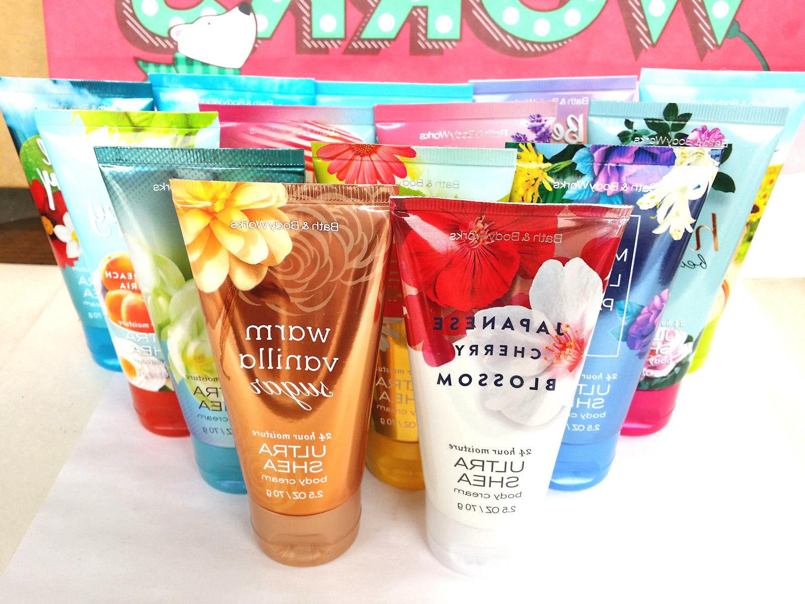 bath and body works travel size ultra