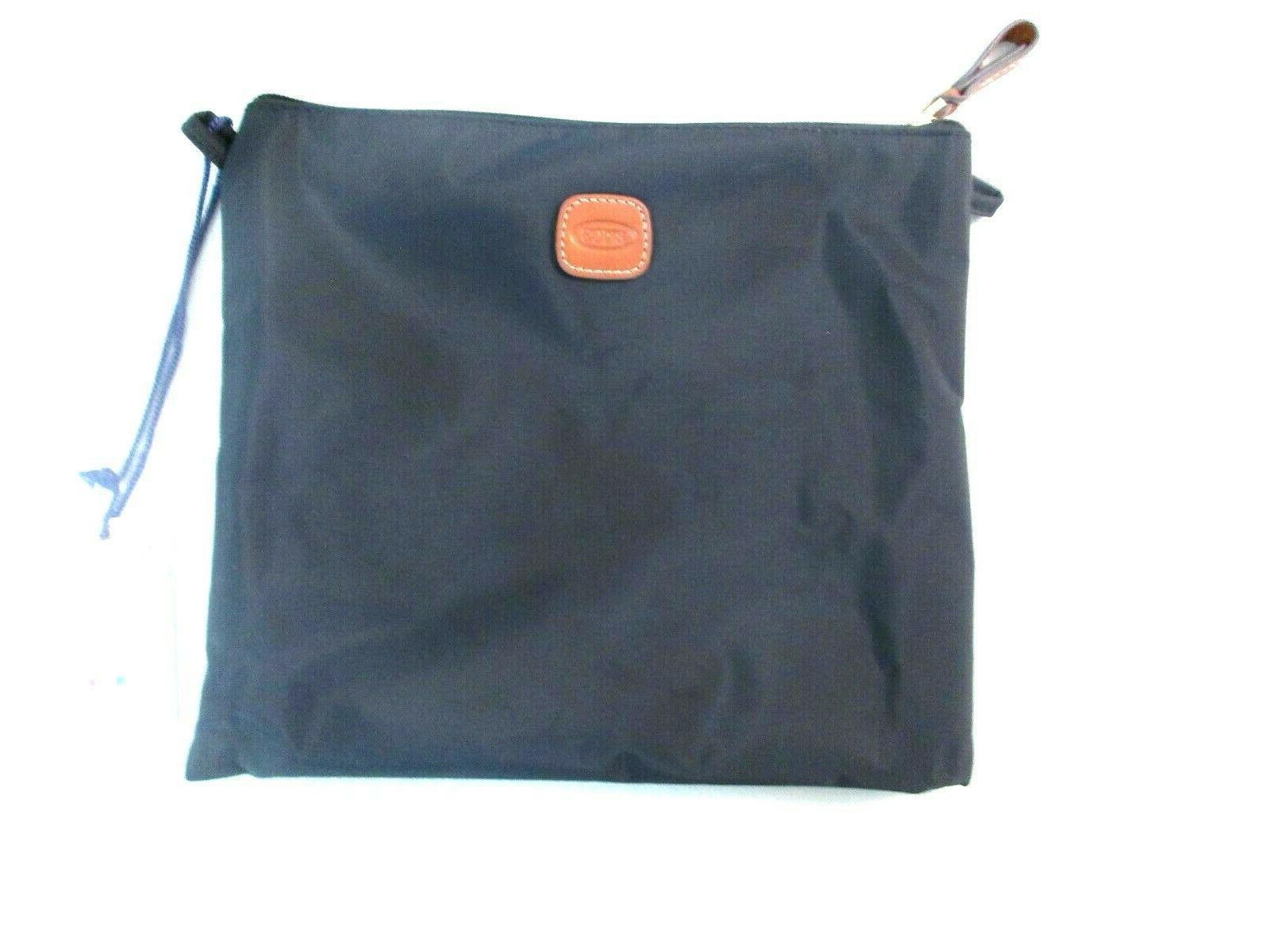 Bric's Luggage X folding duffel BK OR BL