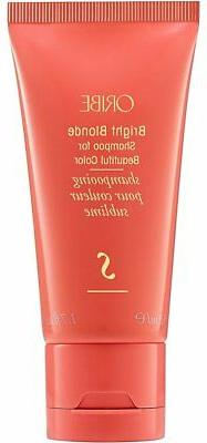ORIBE Bright Blonde Shampoo for Beautiful Color, 1.7 fl. oz.