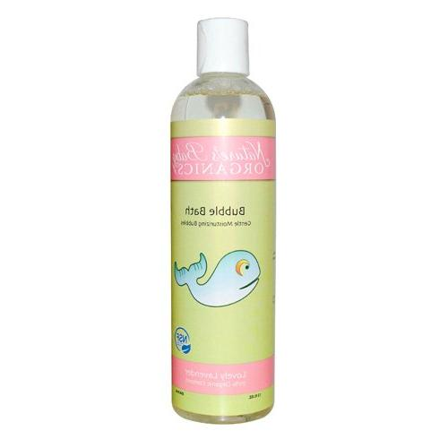 Natures Baby Organics Bubble Bath Lovely Lavender