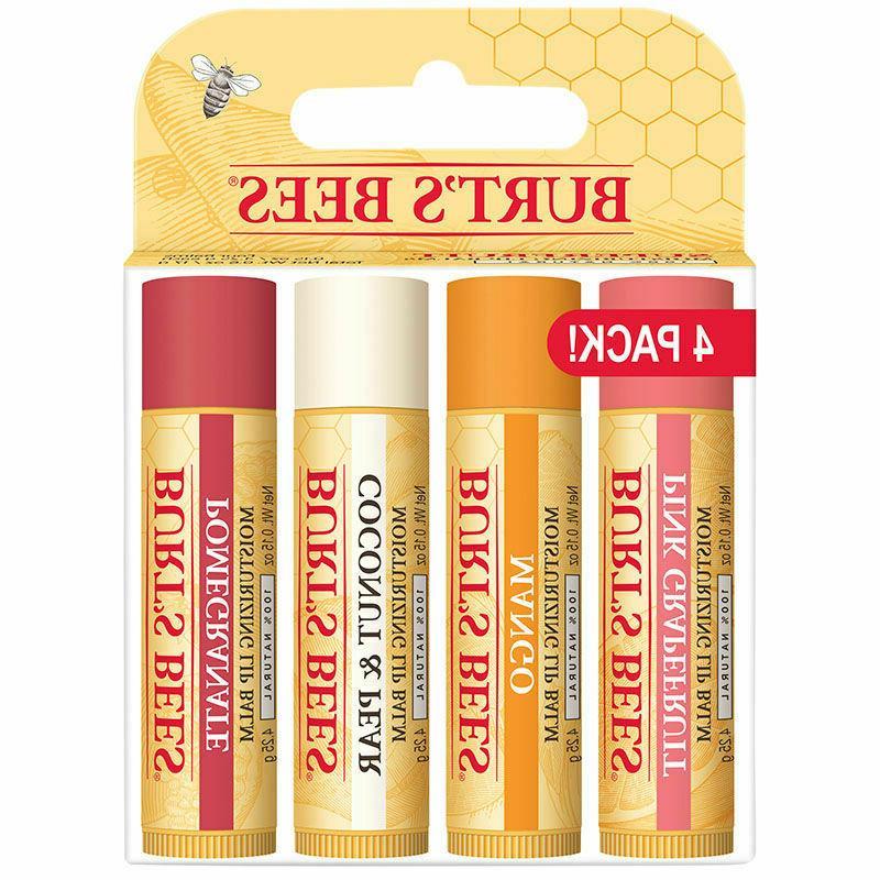 burt s bees superfruit lip balm 4