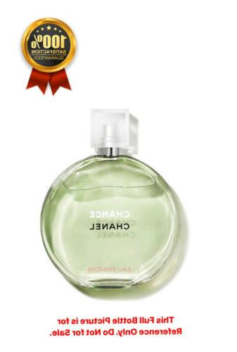chance eau fraiche edt 6ml spray bottle
