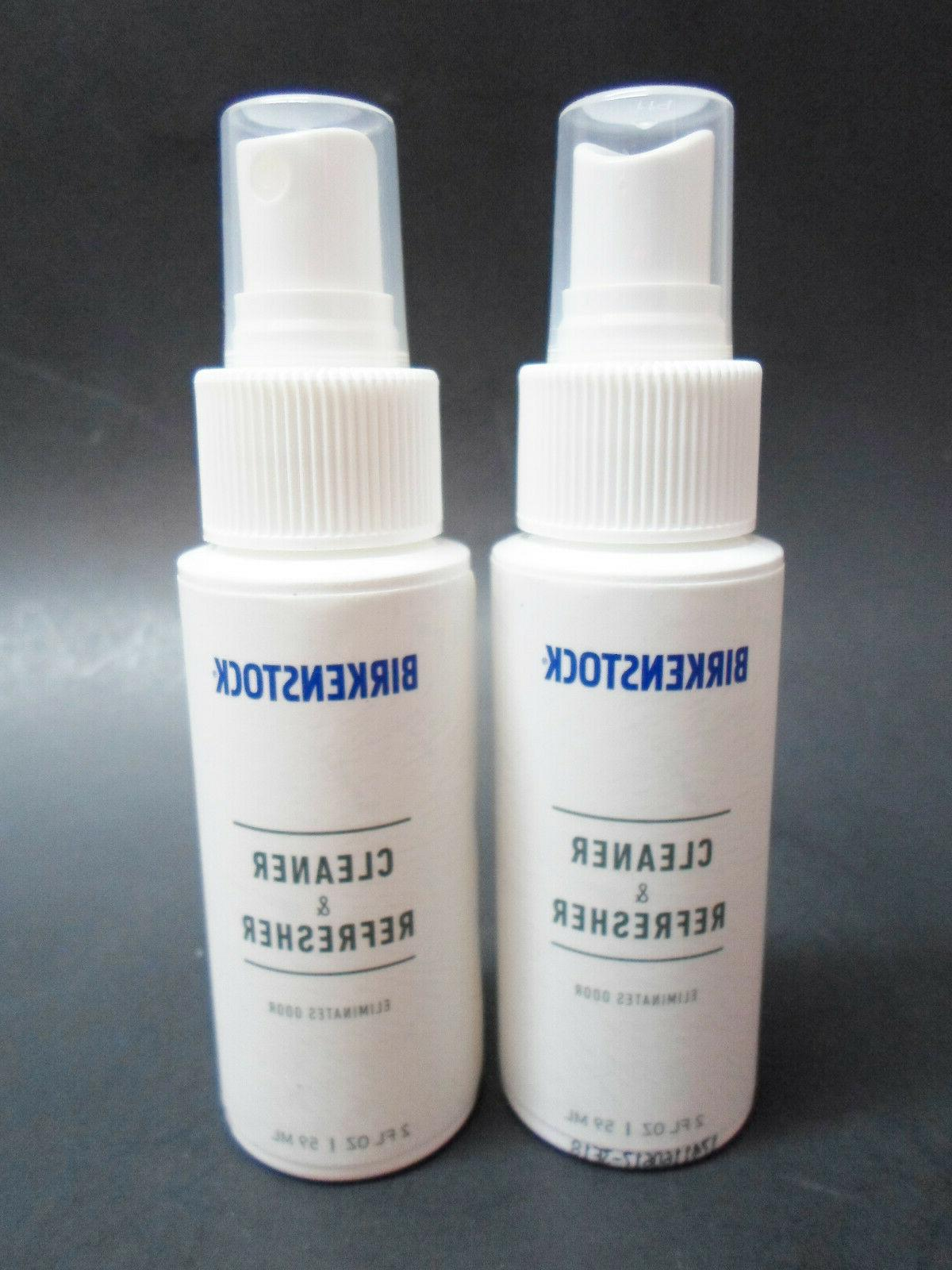 cleaner and refresher 2oz travel size