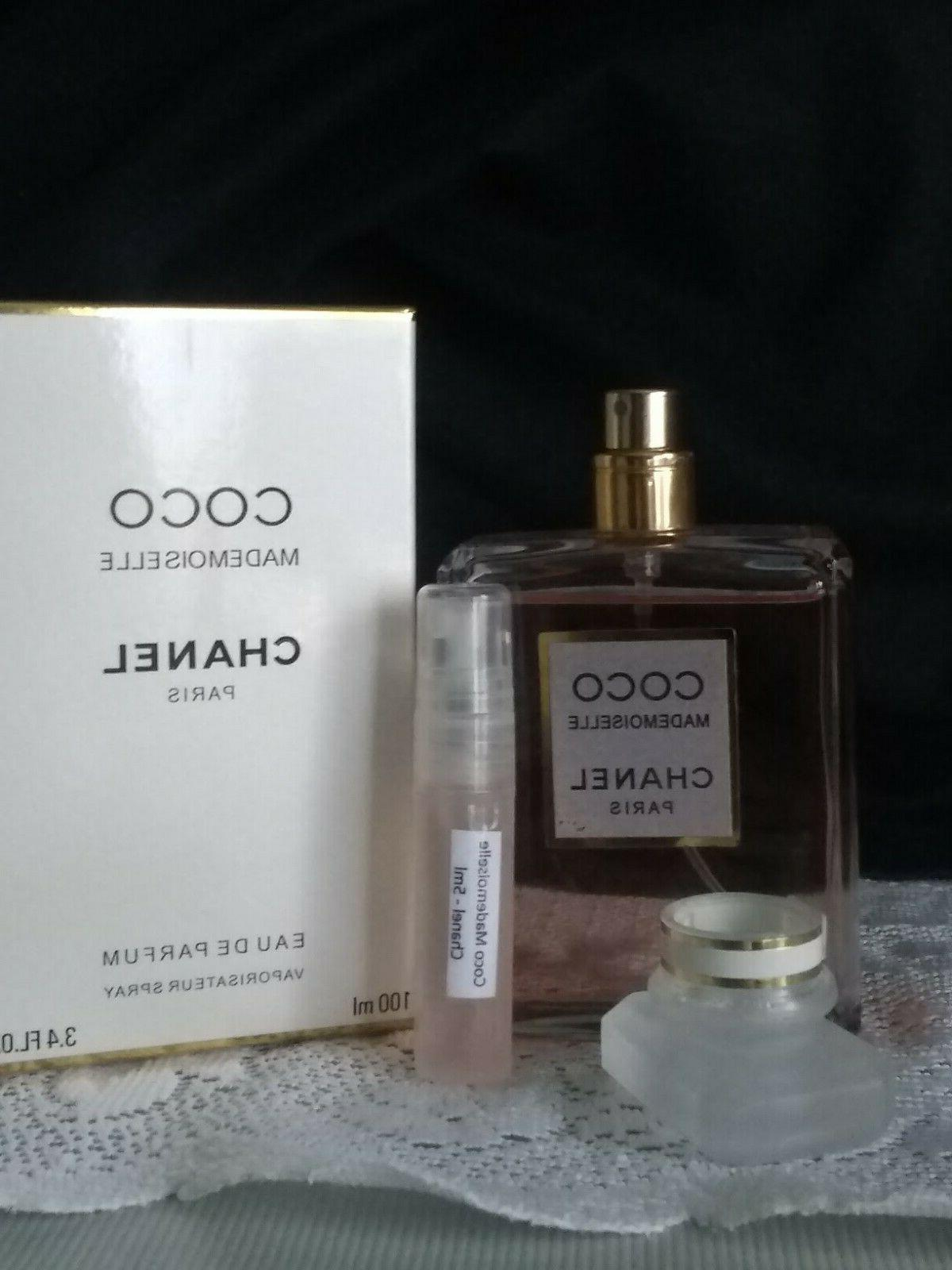 Coco by Chanel, Sample Decant, Purse Travel Spray!