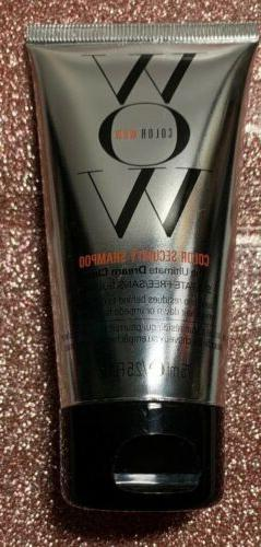 COLOR WOW Color Security Shampoo 2.5 oz / 75 ml Travel Size