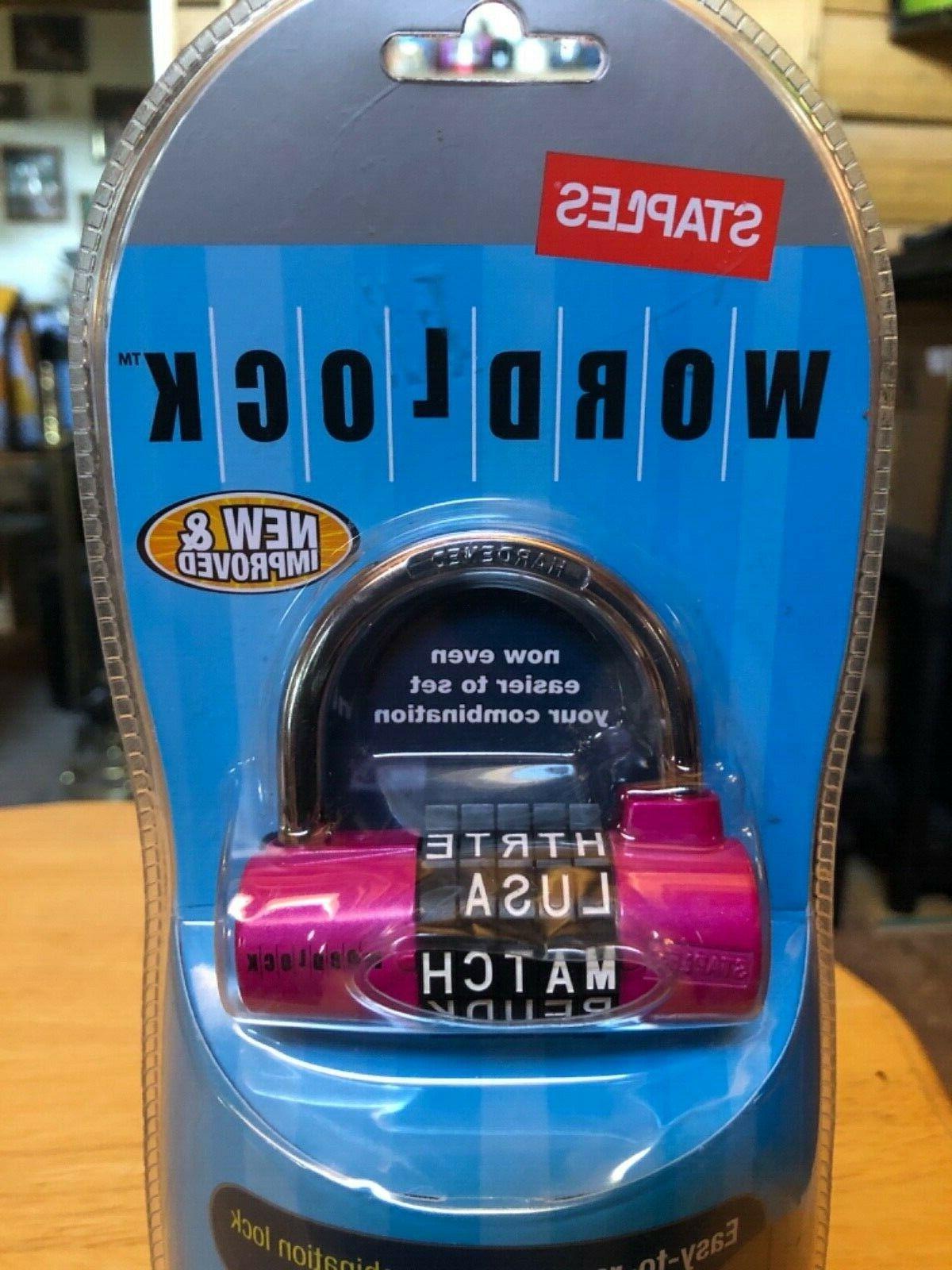 Wordlock 5 Dial,