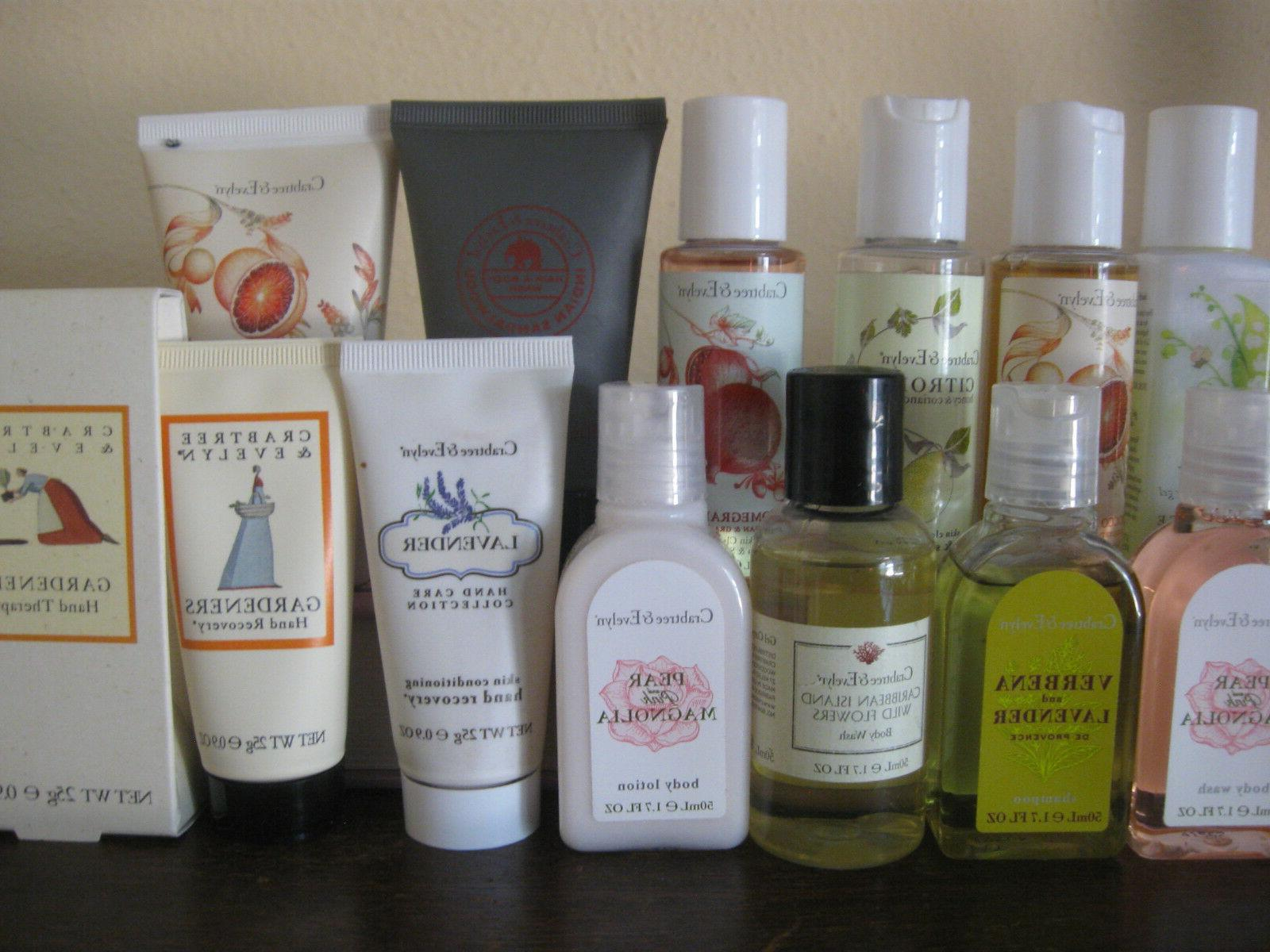 CRABTREE & EVELYN Travel Size Product New U Pick