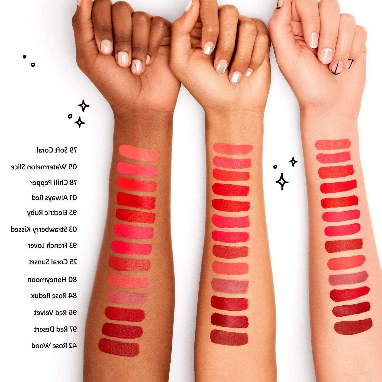 Sephora Cream Lip Liquid COMBINED