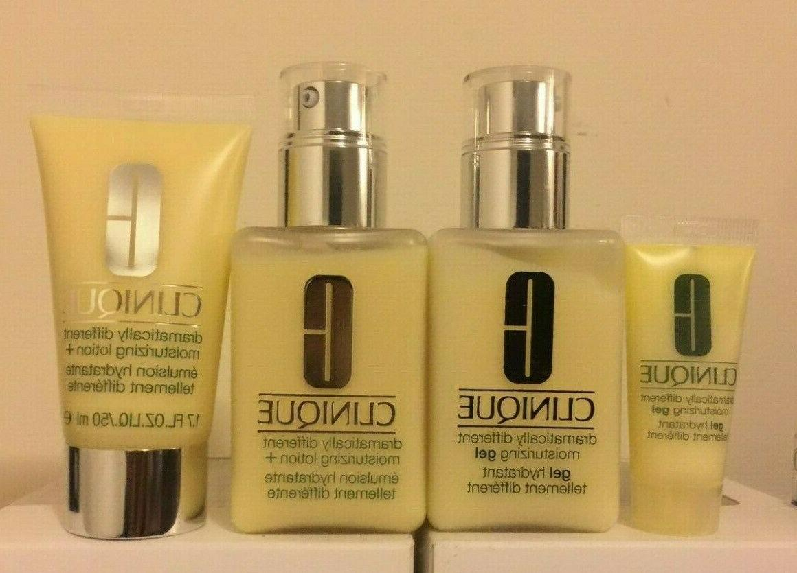 dramatically different moisturizing lotion gel full or