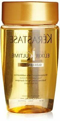 Kerastase Elixir K Ultime Sublime Cleansing Oil Shampoo 2.71