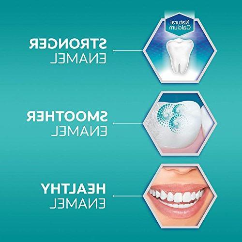 Colgate Enamel Toothpaste Pack TSA