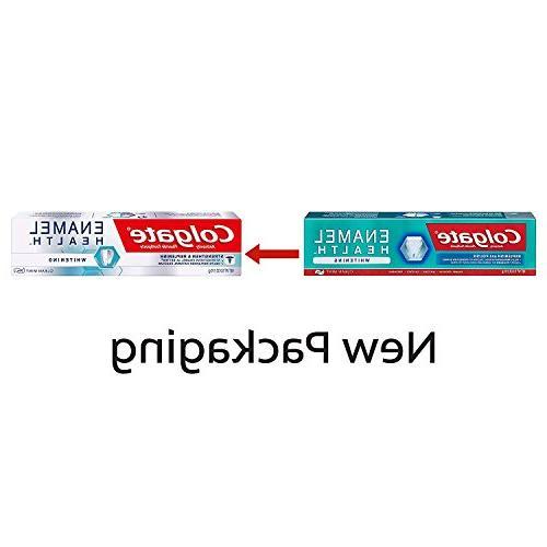 Colgate Enamel Toothpaste 1.8 Pack