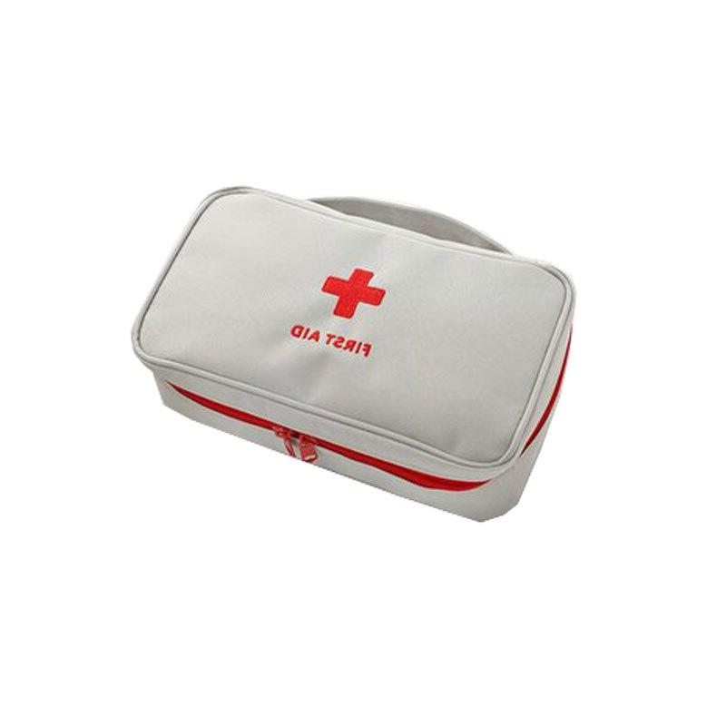 <font><b>Size</b></font> <font><b>Travel</b></font> Packing Organizers Big Lockable First Aid Pouch
