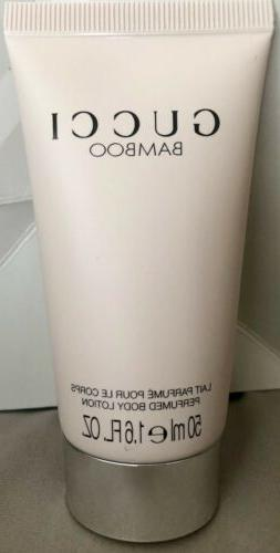 """GUCCI """"BLOOM"""" BODY LOTION 1.6 fl oz / Larger Travel-Size"""