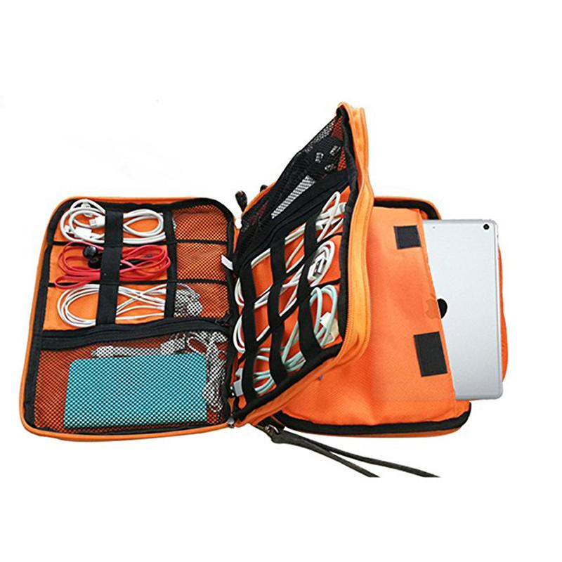 Layers <font><b>Travel</b></font> Organizer Carry <font><b>Bag</b></font>, Size Fit for