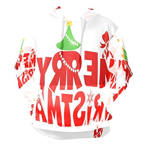 holiday merry christmas hoodie 3d