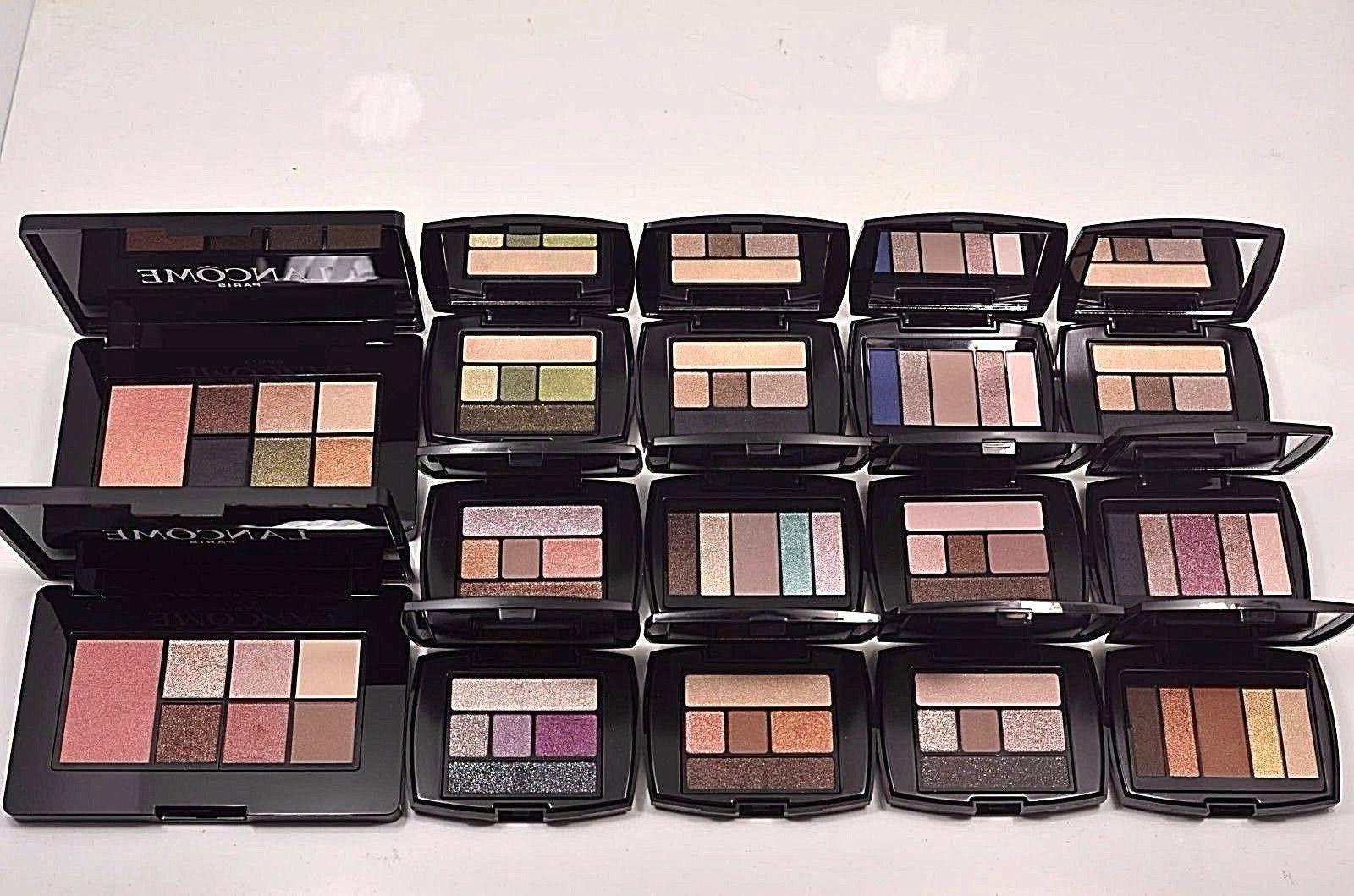 lancome eyeshadow palette color design travel size