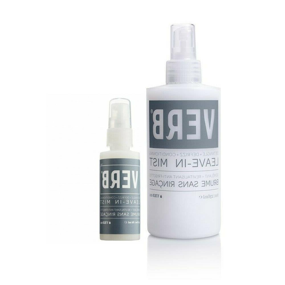 Verb Leave-in Mist - Detangle + Defrizz + Conditioning 8oz