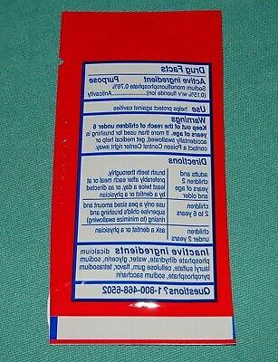 LOT 30 TRAVEL SIZE USE = PROTECTION