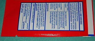 LOT OF SIZE USE = COLGATE TOOTH CAVITY PROTECTION .15 Oz