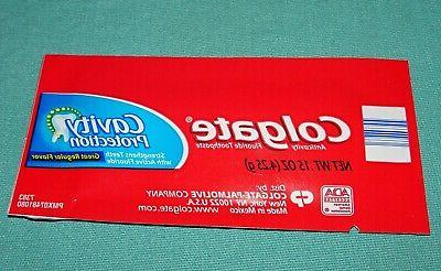 LOT 30 TRAVEL SIZE COLGATE TOOTH PROTECTION