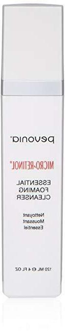 Pevonia Micro Retinol Foaming Cleanser, 4 Ounce