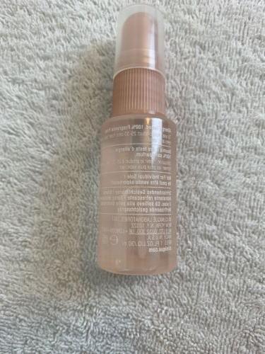 Clinique Spray Thirsty 1FL Travel Size