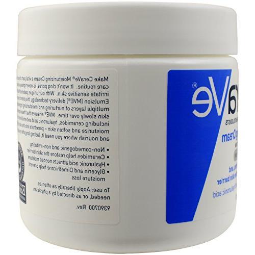 CeraVe Moisturizing Cream 16