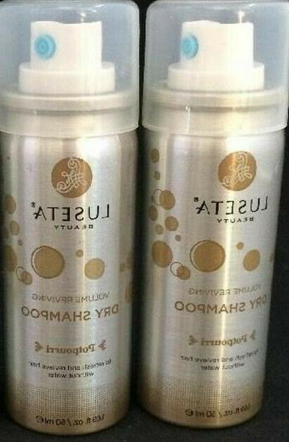 new 3 beauty dry shampoo potpourri 50ml